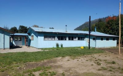 Municipalidad de Panguipulli informa detalles de licitación por proyecto de construcción de patio techado en Escuela Rural Bocatoma