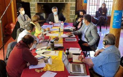 En Panguipulli realizan primer concejo municipal presencial en pandemia