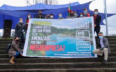 Municipalidad de Panguipulli apoyará nuevo proceso de Participación Ciudadana por proyecto hidroeléctrico en el río San Pedro